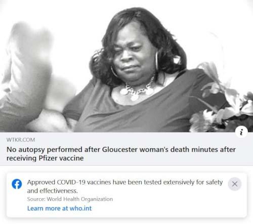 gloucester death