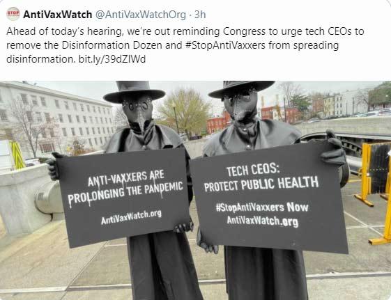 anti-vax watch