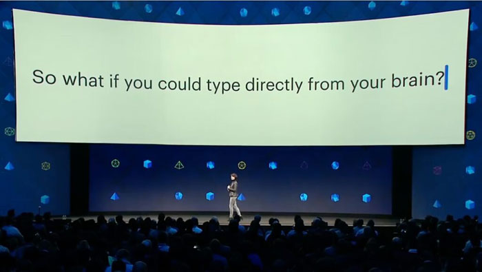 type from your brain